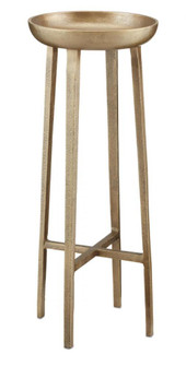 Tomas Large Antique Brass Table (92|40000127)
