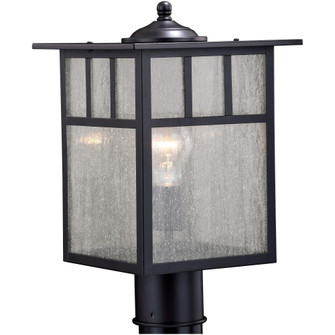 Mission 9-in Outdoor Post Light Oil Burnished Bronze (51|T0444)