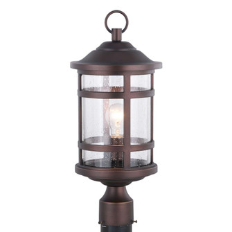 Southport 8.5-in Outdoor Post Light Sienna Bronze (51|T0521)