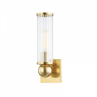 1 LIGHT WALL SCONCE (57 5271AGB)