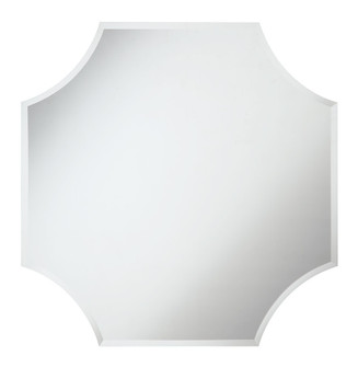 Modern 32 in. Contemporary Mirror in Clear (758|MR4014)