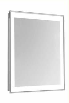 4 Sides LED Edge Hardwired Mirror Rectangle W20H40 Dimmable 5000K (758|MRE6102)