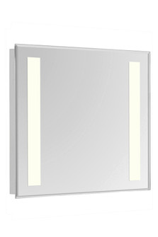 2 Sides LED Hardwired Mirror Rectangle W20H30 Dimmable 3000K (758|MRE6311)