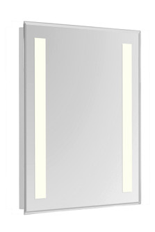 2 Sides LED Hardwired Mirror Rectangle W24H40 Dimmable 3000K (758|MRE6314)
