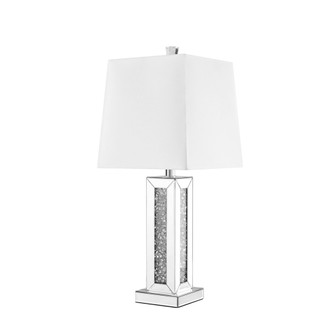 Sparkle Collection 1-LightSilver Finish Table Lamp (758|ML9311)