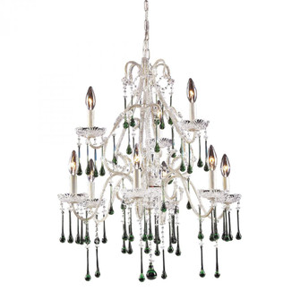 Opulence Lime Crystal Set For 4003 And 4013 (91 4003LIME)