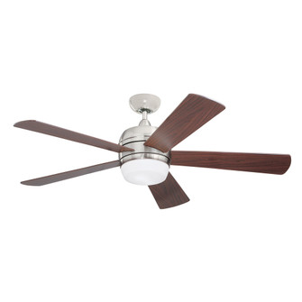 Atomical LED Ceiling Fan with Light Kit 52 Inch Lighting Fixture with 4-Speed Remote Control Sh (53|CF930LBS)