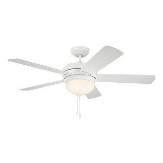 Summerhaven LED Ceiling Fan with Light Kit  52 Inch Outdoor Wet Rated Fixture with Weather Resi (53|CF850SW)