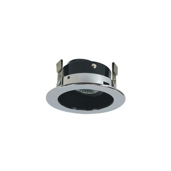 3'' Adjustable Reflector with Metal Ring, Black/Chrome (104 NL3312BC)