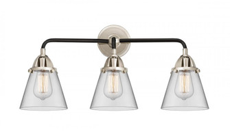 Small Cone Bath Vanity Light (3442|2883WBPNG62)