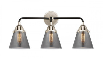 Small Cone Bath Vanity Light (3442|2883WBPNG63LED)