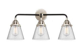 Small Cone Bath Vanity Light (3442|2883WBPNG64LED)