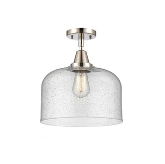 X-Large Bell Flush Mount (3442 4471CPNG74LLED)