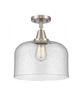 X-Large Bell Flush Mount (3442 4471CSNG74LLED)