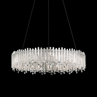 18 Light Crystal Pendant in Gold Mirror (168|MX8349N301H)