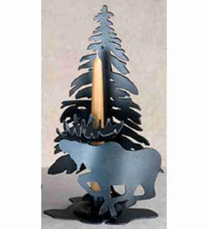 Moose on the Loose Candle Holder (96|23090)