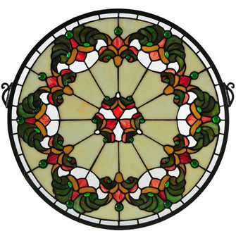 18W X 18H Middleton Stained Glass Window (96|127115)