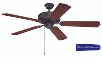 52'' Ceiling Fan, Blade Options (20|C52ABZ)