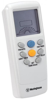 Thermostat 3 Speed Ceiling Fan and Light Remote Control (32 7787400)