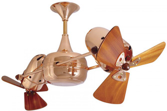 Duplo Dinamico-Polished Copper-Wood (230|DDCPWD)