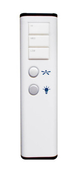 Handset only for AC fans w/ LED (CW-AC Series) (105|CWACH)