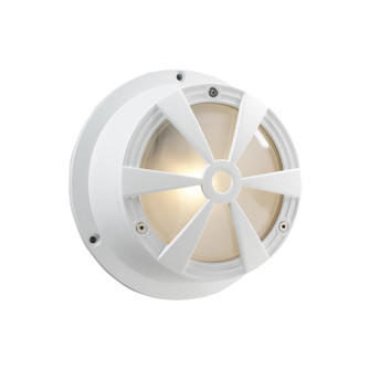 1 Light Outdoor Fixture Sunray Collection (192 2028WH)