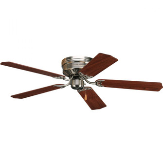 """AirPro Collection Hugger Collection 52"""" Five-Blade Ceiling Fan (149 P252509)"""