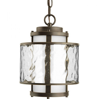 Bay Court Collection One-Light Hanging Lantern (149|P558920)
