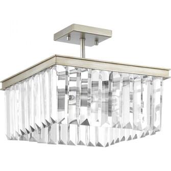 Glimmer Collection 13-5/8'' Semi-Flush Convertible (149|P350058134)