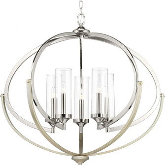 Evoke Five-Light Chandelier (149|P400117104)