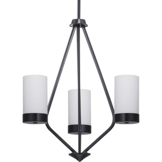 Elevate Collection Three-Light Chandelier (149|P400021031)