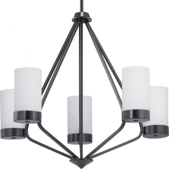 Elevate Collection Five-Light Chandelier (149|P400022031)