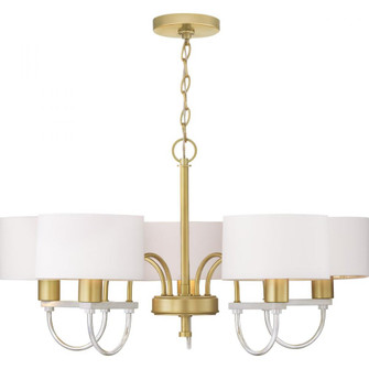 Rigsby Collection Five-Light Chandelier (149|P400172078)
