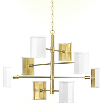 Jeffrey Alan Marks Wandermere Collection Eight-Light Chandelier (149|P400192160)