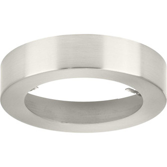 """Everlume Collection Brushed Nickel 5"""" Edgelit Round Trim Ring (149