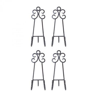 Orvieto 13.5-inch Easels (Set of 4) (4606|603136S4)