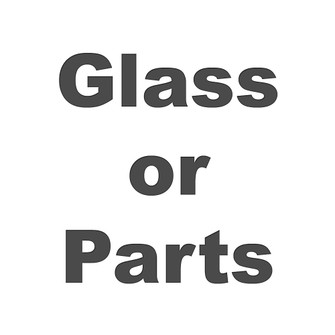 Frosted Replacement Glass (38 G50121671)