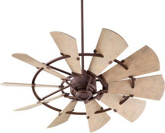 "WINDMILL 52"" DAMP FAN -OB (83