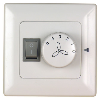 Wall Control Non-Reversing - Fan Speed and Light (90|C2220)