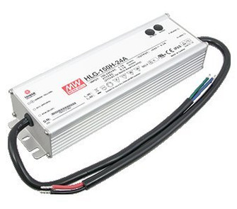 Hardwire power supply, 24 Volt DC, 1-150 watts, Not dimmable (44|LEDDR15024)