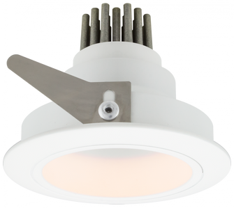 70MM White Recessed Swivel Light (44|RMS1230703WH)