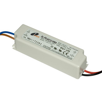 12V Dc Hard-Wire LED Power Supply (614|DLPS6012HWA)