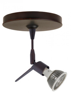Besa Tipster Spotlight 1Sp Bronze 1x9W LED Mr16 (127|1SPQF3LEDBR)