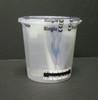Single Vial Plastic Top Collection Kit, 100/Case