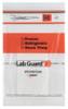 "LAB GUARD® Specimen Transport Biohazard Bag w/Absorbent 6x9"" 1000/CS"
