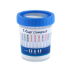 16 Panel T-Cup Compact Instant Drug Test Cup 25/Box