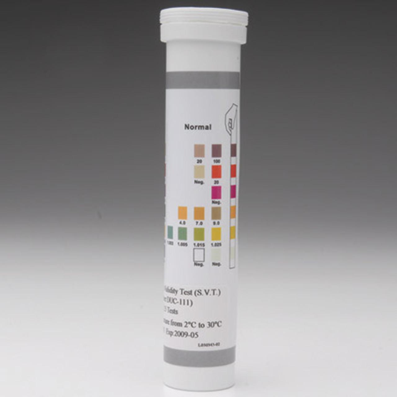 Alere Adulteration Test Strips 7 Parameter 25/Bottle