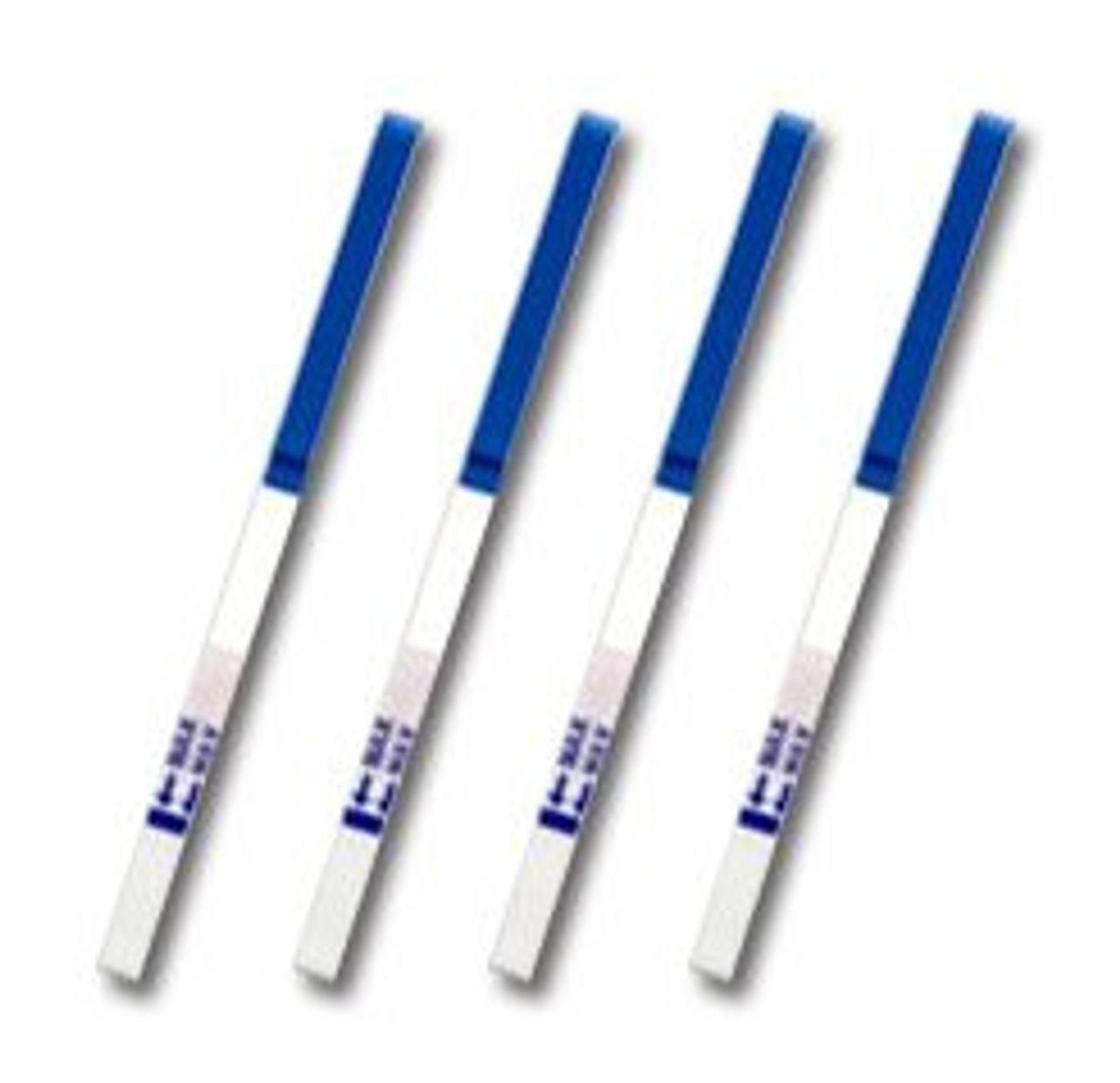 Alfa Scientific hCG Pregnancy Test Strips Instant View 50/Box FDA Cleared