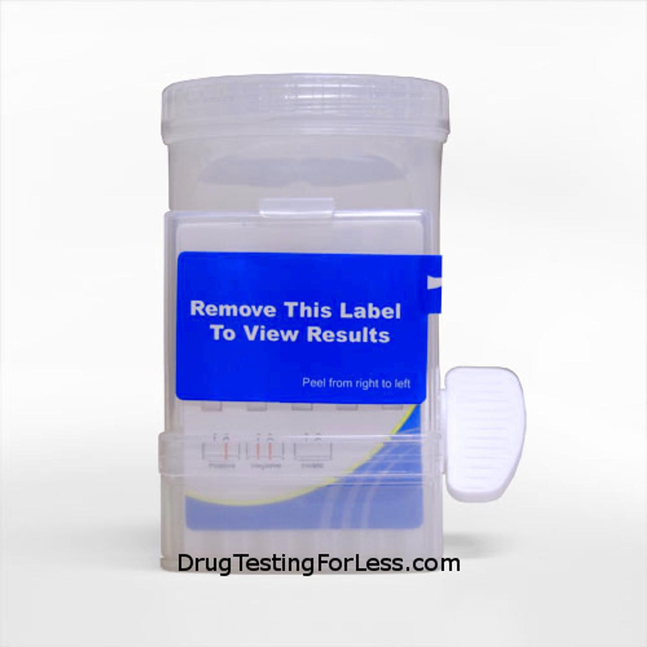 5 Panel Wondfo Key Cup Drug Test 25/Box