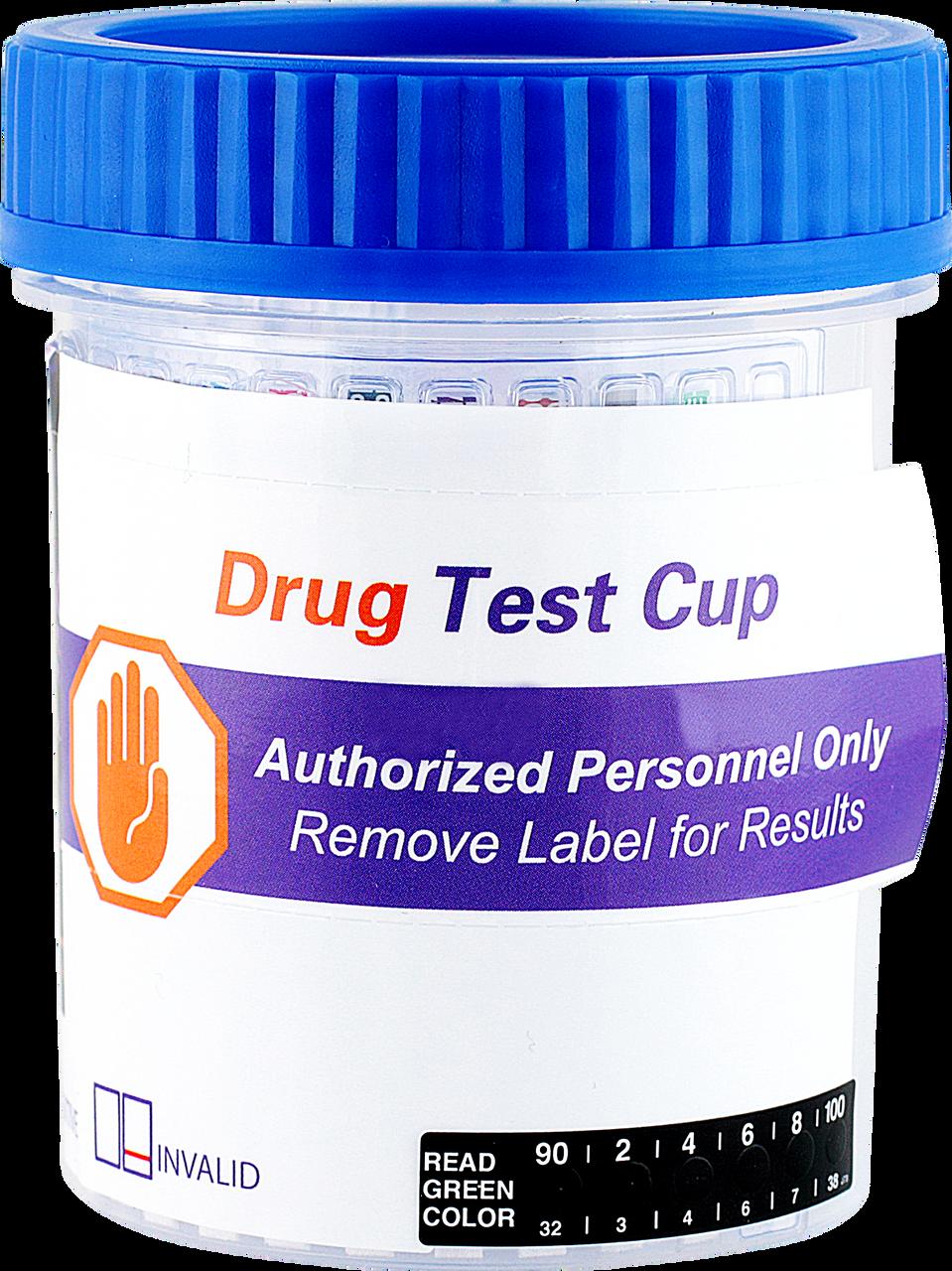 Healgen 9 Panel + Adulterants Urine Drug Test with Alcohol ETG  American Screening Drug Testing